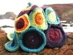 Multicoloured beanie